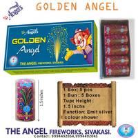 Golden Angel [5pcs] - Silver Fountain