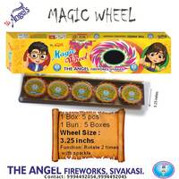 Moon Wheel (5pcs) - Rotate 3 Times