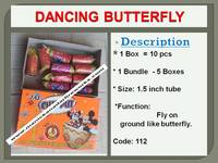 Dancing Butterfly (10pcs) - Fly Like Butterfly