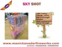 Sky Shot / Akash Rider (10pcs) - Crackling Skyshot