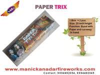 Paper Trix Hand (2pcs) - Brust Papers