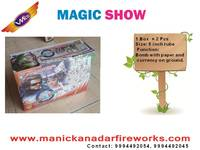 Magic Show (2pcs) Ground - Brust Currency