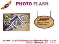 Photo Flash  [5 pcs] - white colour flash