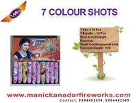 7 Colour Shot (10pcs)