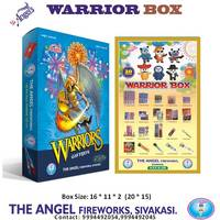 WARRIOR GIFT BOX (20 items)