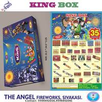 KING GIFT BOX (35 items)