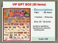 VIP GIFT BOX (50 items)