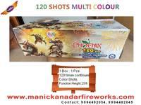 120 Shot Multicolor
