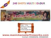 240 Shot Multicolor