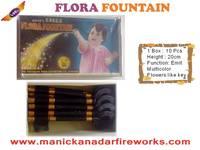 Flora Fountain - Chavi Multicolour