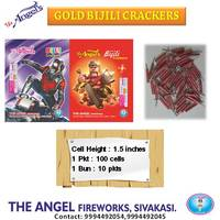Gold Bijili Crackers