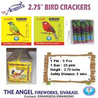 2¾ Bird Crackers