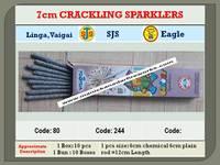 7cm Colour Sparklers