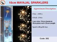 15cm Mayajal Sparklers