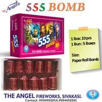 555 Bomb Foils