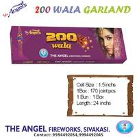 200 Wala Garlands