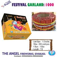 Festival Garland 1 (Short Counting)