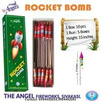 Rocket Bomb 10's