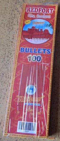 100 Redfort Bullet