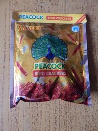 Red Bijili Crackers 100's