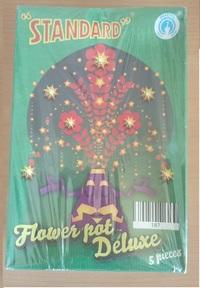 Flower Pot Deluxe 5's
