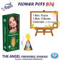 Flower Pots Big [10 Pcs]