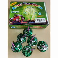 Mini Fountain Red (6pcs)