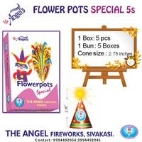 Flower Pots Special [5 Pcs]