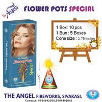 Flower Pots Special [10 Pcs]