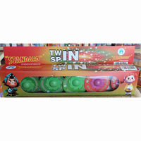 Mega Twister  [5 pcs] - Plastic Wheel Double Swing