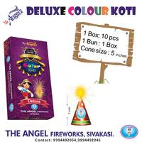 Deluxe Colourkoti [10 Pcs]