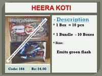 Heera Koti (10pcs) - Green