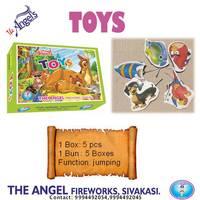 Toys (5 pcs)
