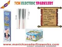 7cm Electric Sparklers
