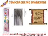 7cm Crackling Sparklers
