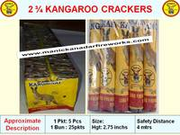 2.75 KANGARO CRACKERS