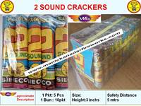 2 SOUND CRACKERS