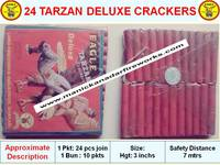 24 TARZAN DX CRACKERS
