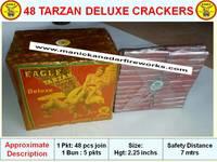 48 TARZAN DX CRACKERS