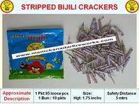 STRIPPED BIJILI CRACKERS
