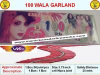 100 Wala Garland