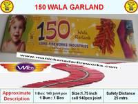 150 Wala Garland