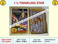 1 1/2 Twinkling Star 10's