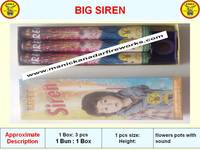 Big Siren (3pcs)