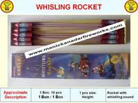 Whistling Rocket 10's