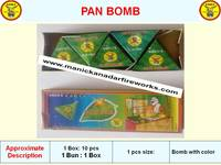 Pan Bomb (10pcs) - Colour Flash Bomb