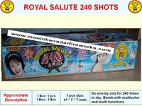 Royal Salute 240 Shots
