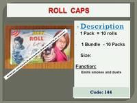 Roll Cap - Baby
